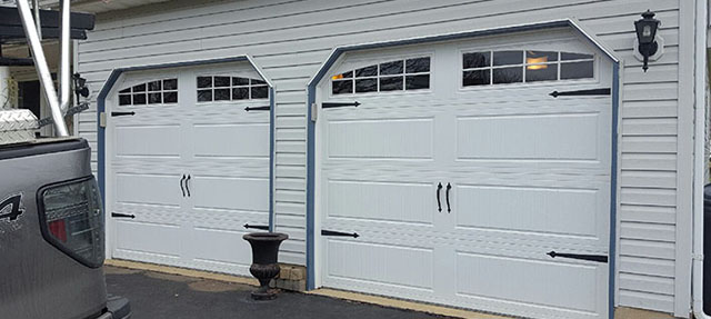 How To Get Rid Of A Noisy Garage Door