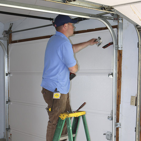 Overhead door fix in West Chester PA