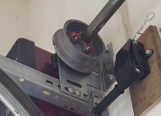 overhead door cable replacement