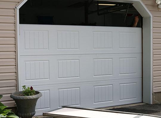 garage door panel service