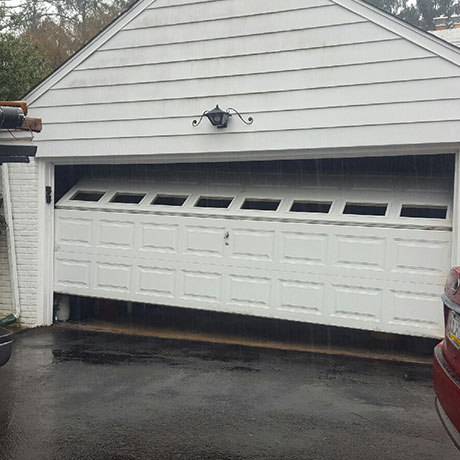 24-hour energency garage door repair service